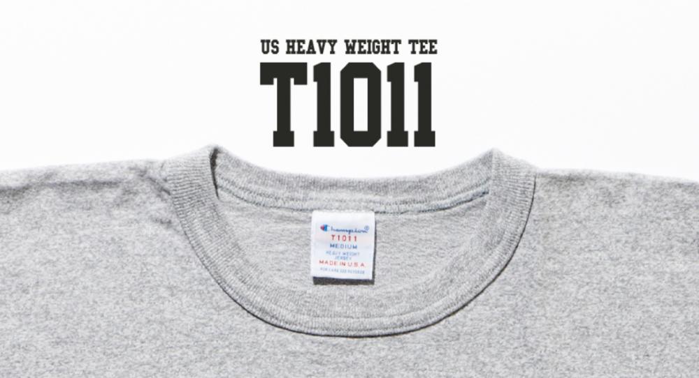 チャンピオンのT1011
