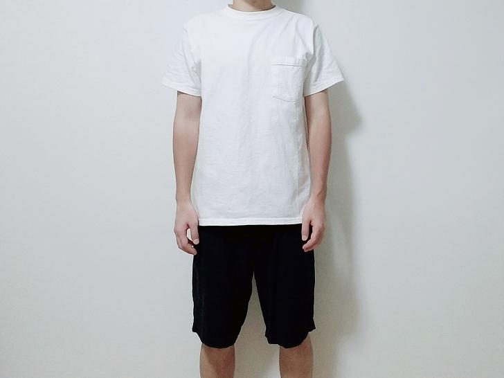 Goodwear(グッドウェア)半袖TシャツMサイズの正面