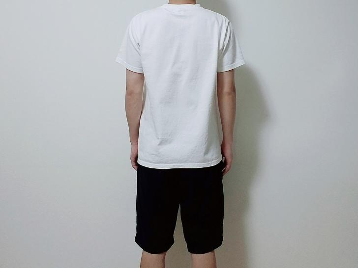 Goodwear(グッドウェア)半袖TシャツMサイズの後ろ