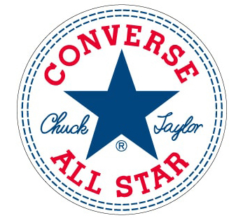 コンバースオールスターのロゴ